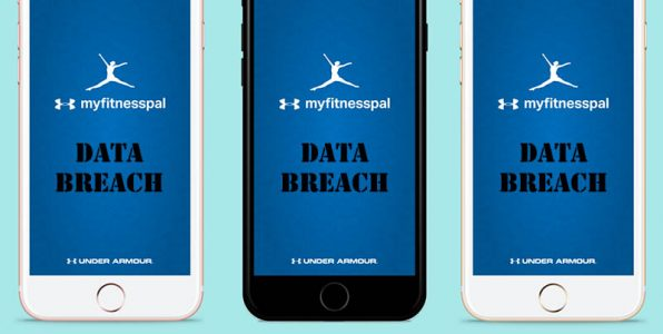 Under Armour's MyFitnessPal Succumbs to Major Data Breach Exposing 150 Million User Passwords screenshot
