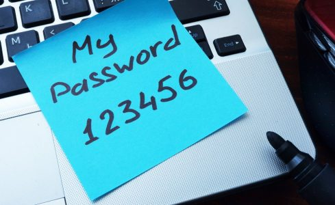 '123456' and 'password' Are Still the Worst Passwords You Can Possibly Use screenshot