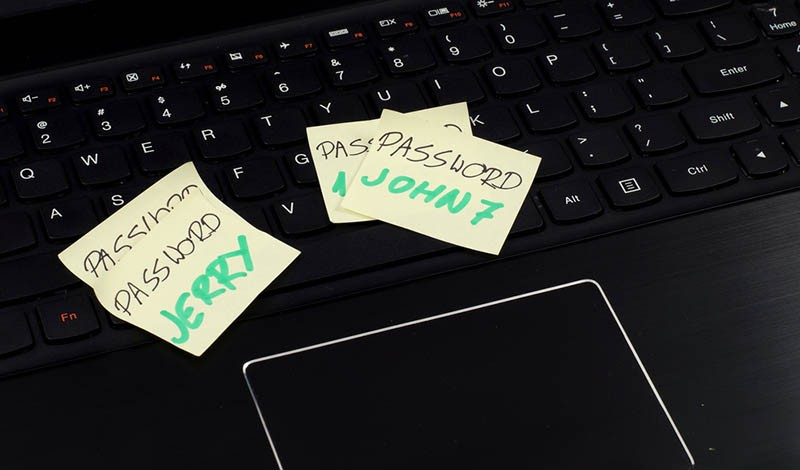 replace weak passwords with strong