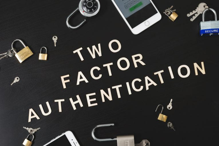 Securing accounts with Two-Factor Authentication