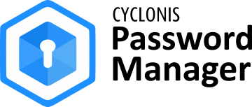 What Information to Put in Your Cyclonis Password Manager? screenshot
