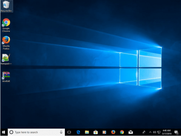 Reset Your Password Before Windows 10 Is Getting a Big Update screenshot