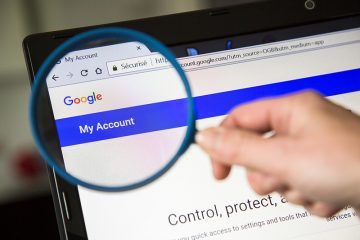How to Download All Data Stored in Your Google Accounts screenshot