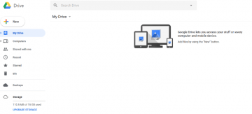 Is It Safe to Store Sensitive Data like Passwords on Google Drive? screenshot