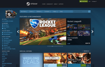 How to Change Your Steam Account's Password screenshot