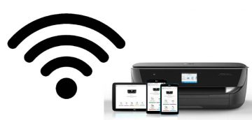 How to Reset a HP Wireless Printer Password screenshot
