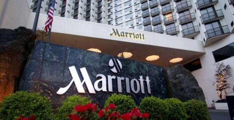 marriot hotels data breach