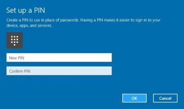 How to Fix Error 0x8009002d on Windows 10 When You Sign in Using Pin or Password screenshot