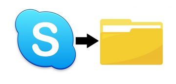 How to Backup Skype Chat History or Business Conversations screenshot
