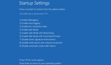 How to Fix 'Windows 10 Safe Mode Won't Accept Password' Issue screenshot