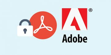 How to Set up a Password to Protect a PDF File in Adobe Reader screenshot