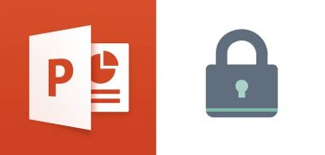 How to add, Remove or Change Password From PowerPoint File screenshot