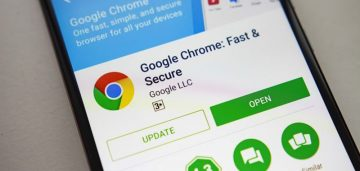 How to View Saved Passwords in Android Chrome App screenshot