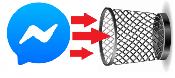 How to Delete Messenger Account Without Deactivating Facebook Account screenshot