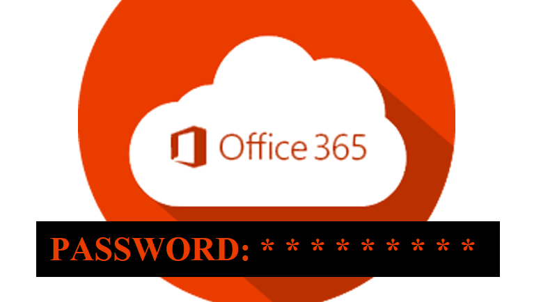 How to Reset Your Office 365 Password screenshot
