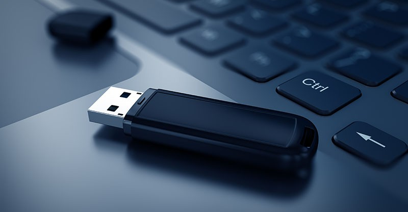 How to Create Windows Password Reset Disk Using a USB Flash Drive screenshot