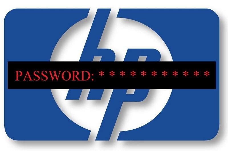 How to Reset Admin Password on a HP Laptop screenshot