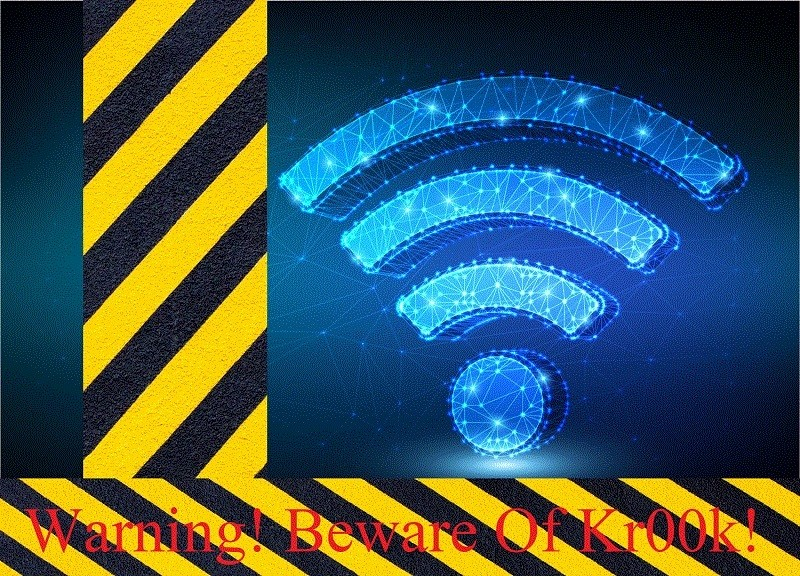 1 Billion WI-Fi Connected Devices Are Vulnerable Due to a Security Vulnerability screenshot