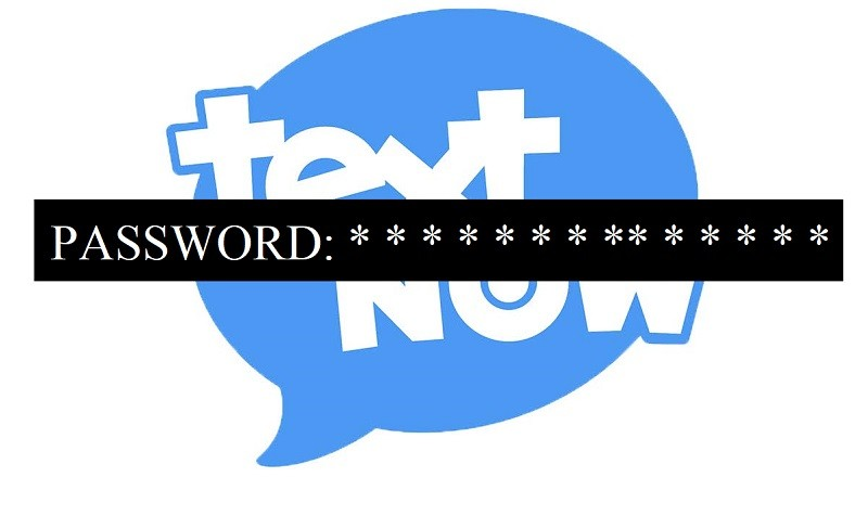 How to Change or Reset Your TextNow Account Password screenshot