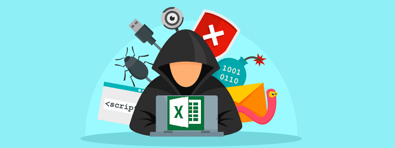 Hackers Can Target Your Computer and Spread Malware Through Excel Encryption Technique screenshot