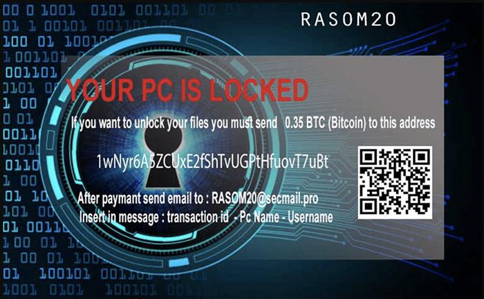 ransom20 ransom note