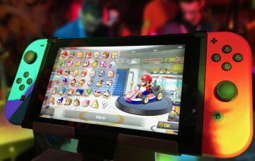 So verknüpfen und trennen Sie ein Nintendo-Konto von Switch screenshot