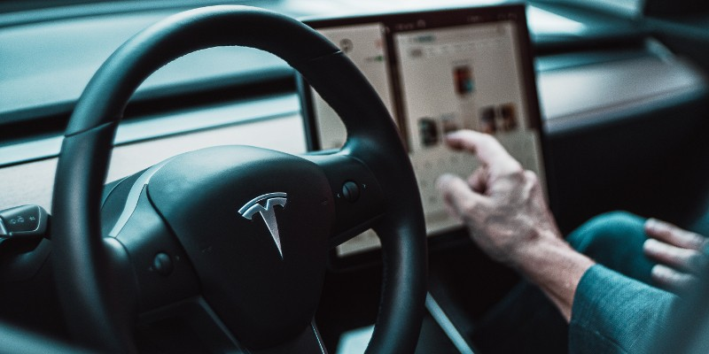 Tesla Leaked Car Owners' Passwords screenshot