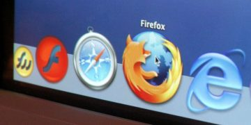 Your Virtual Security Could Depend on the Version of the Web Browser You Use screenshot