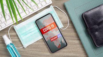 Mobile Malware Spreading Through COVID-19 Test SMS screenshot