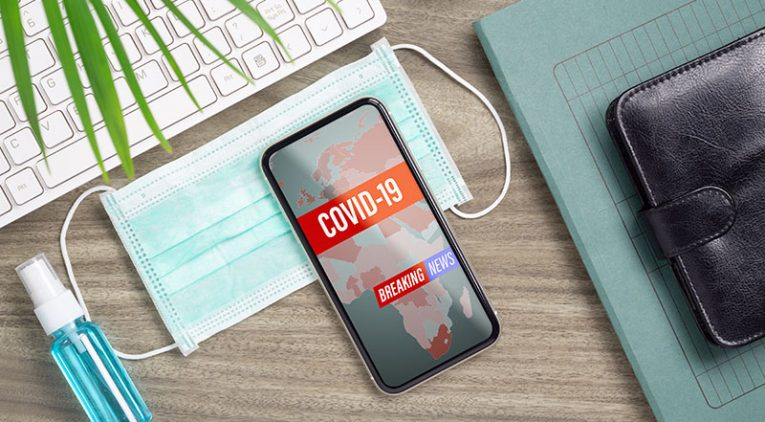 mobile malware fake covid-19 sms