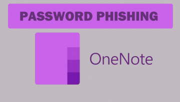 Cybercriminals Are Stealing Passwords With New SharePoint and OneNote Scam screenshot