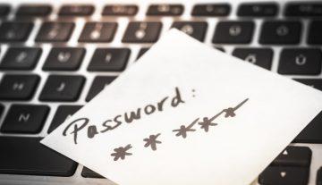 36%的远程工作者不关心密码安全性 screenshot