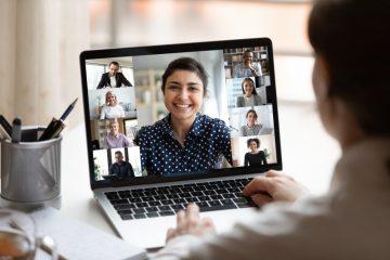Planerar du en videokonferens? Här är våra fem bästa säkerhetstips screenshot