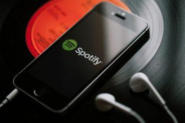 新安全事件后,Spotify用户密码重置 screenshot