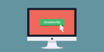 Watch Out for Unsubscribe Scams That Might Be Used for Password Theft screenshot