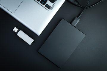 Η εξωτερική μονάδα δίσκου δεν εμφανίζεται στον υπολογιστή screenshot
