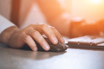Fehlerbehebung bei drahtloser Tastatur oder Maus screenshot