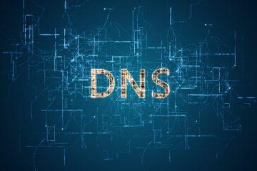 'DNS Server Unavailable' Error screenshot