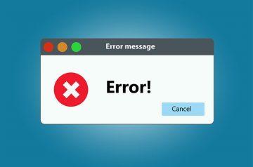 How to Fix 'Error Code 10826' on Mac screenshot