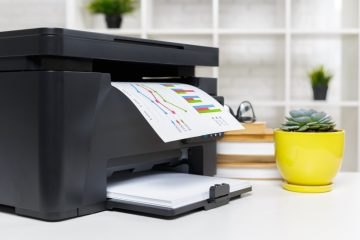 Computer Cannot Recognize or Connect to a Printer screenshot