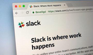 Le microphone ne fonctionne pas dans Slack screenshot