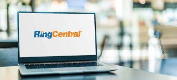 RingCentral Email Scam screenshot
