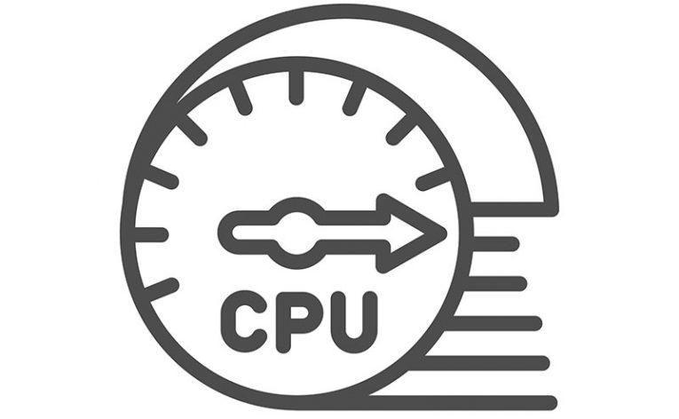 cpu usage processor