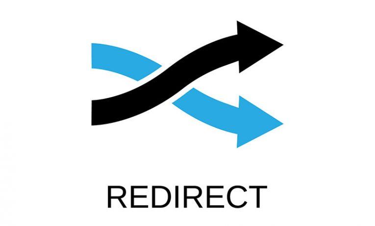 web redirect