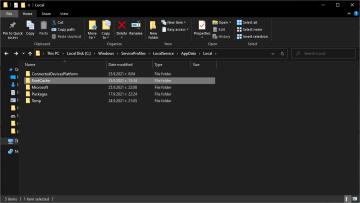 Come riparare i caratteri danneggiati in Windows screenshot