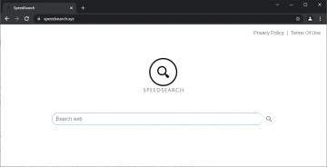 Remove Speedsearch.xyz screenshot